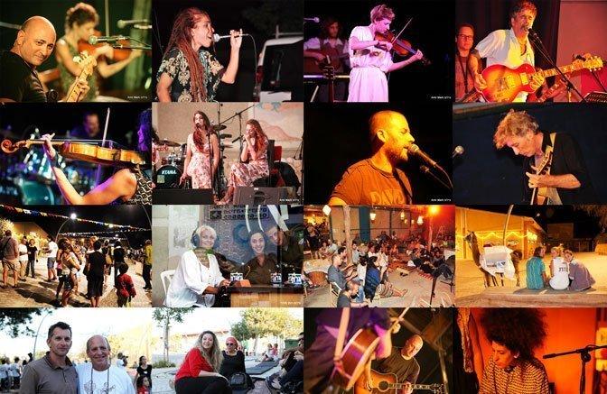 תיעוד אירועי פסטיבל מוסיקה אינטימדבר